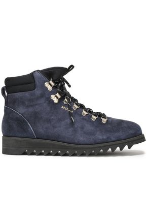 AXEL ARIGATO Lace-up suede ankle boots