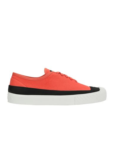 STONE ISLAND S0164 SHOE Man Lobster Red USD 252