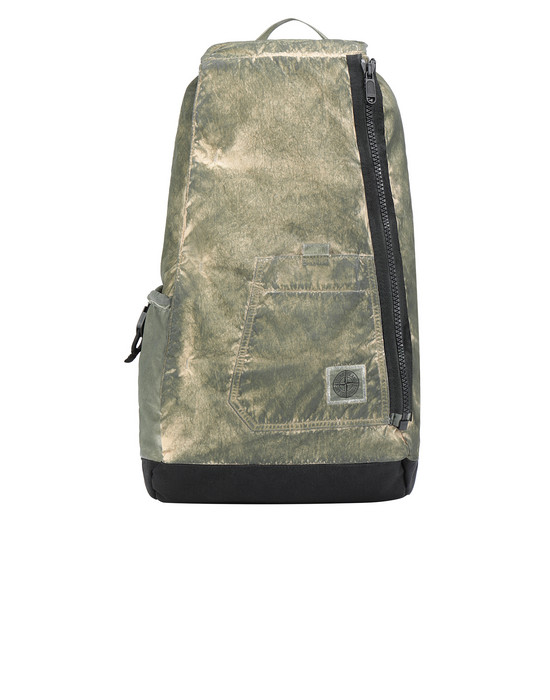 STONE ISLAND 91270 COMPACTED NYLON GARMENT DYED WITH DUST COLOUR FINISH Rucksack Herr