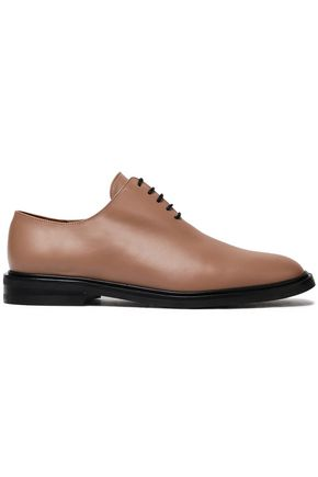 ATP ATELIER Stellina leather brogues