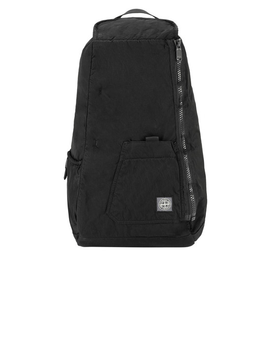 STONE ISLAND 91270 Backpack Man Black