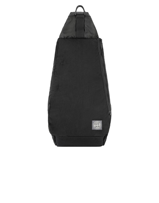 STONE ISLAND 91470 Backpack Man Black