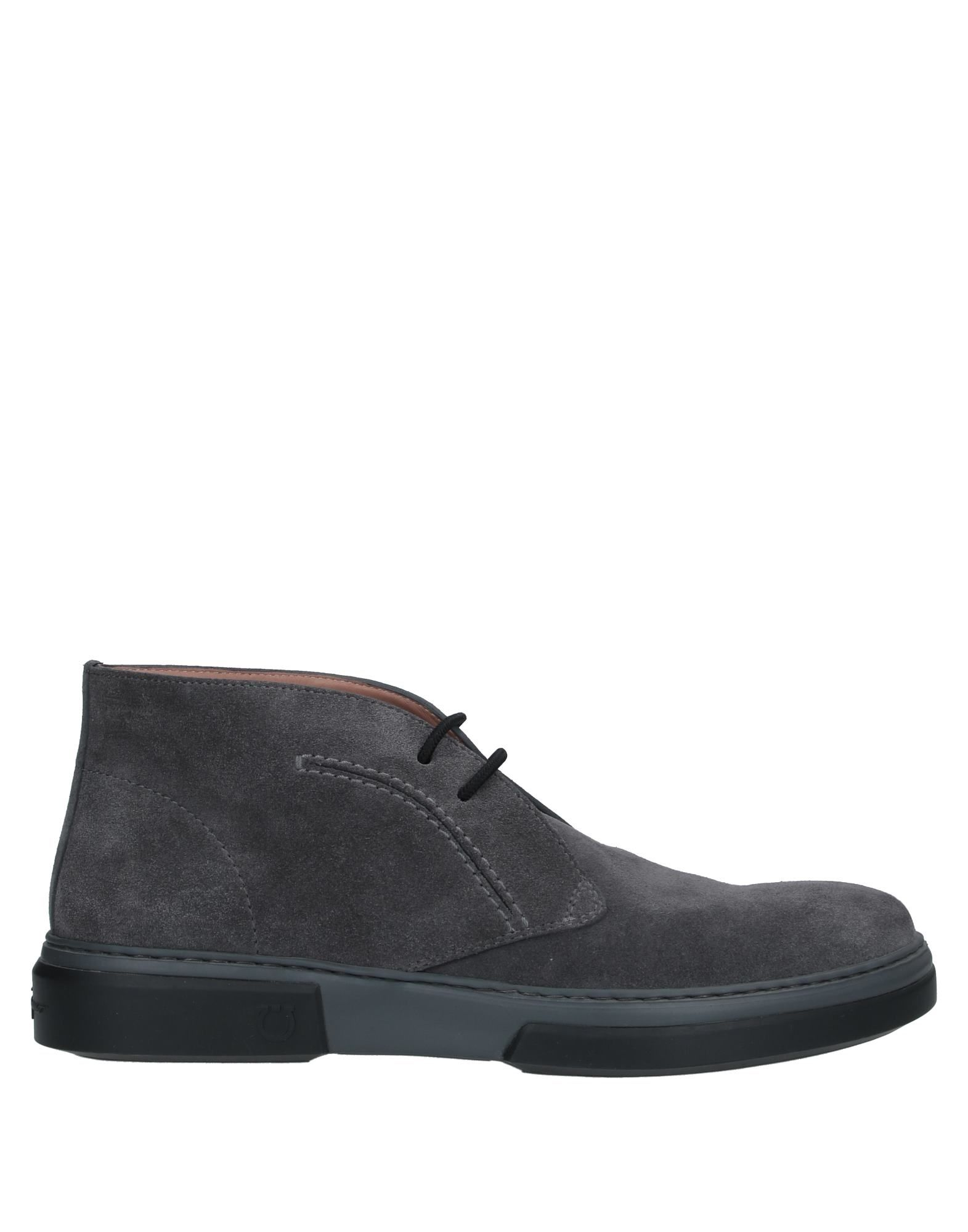 SALVATORE FERRAGAMO Ankle boots - Item 11793171