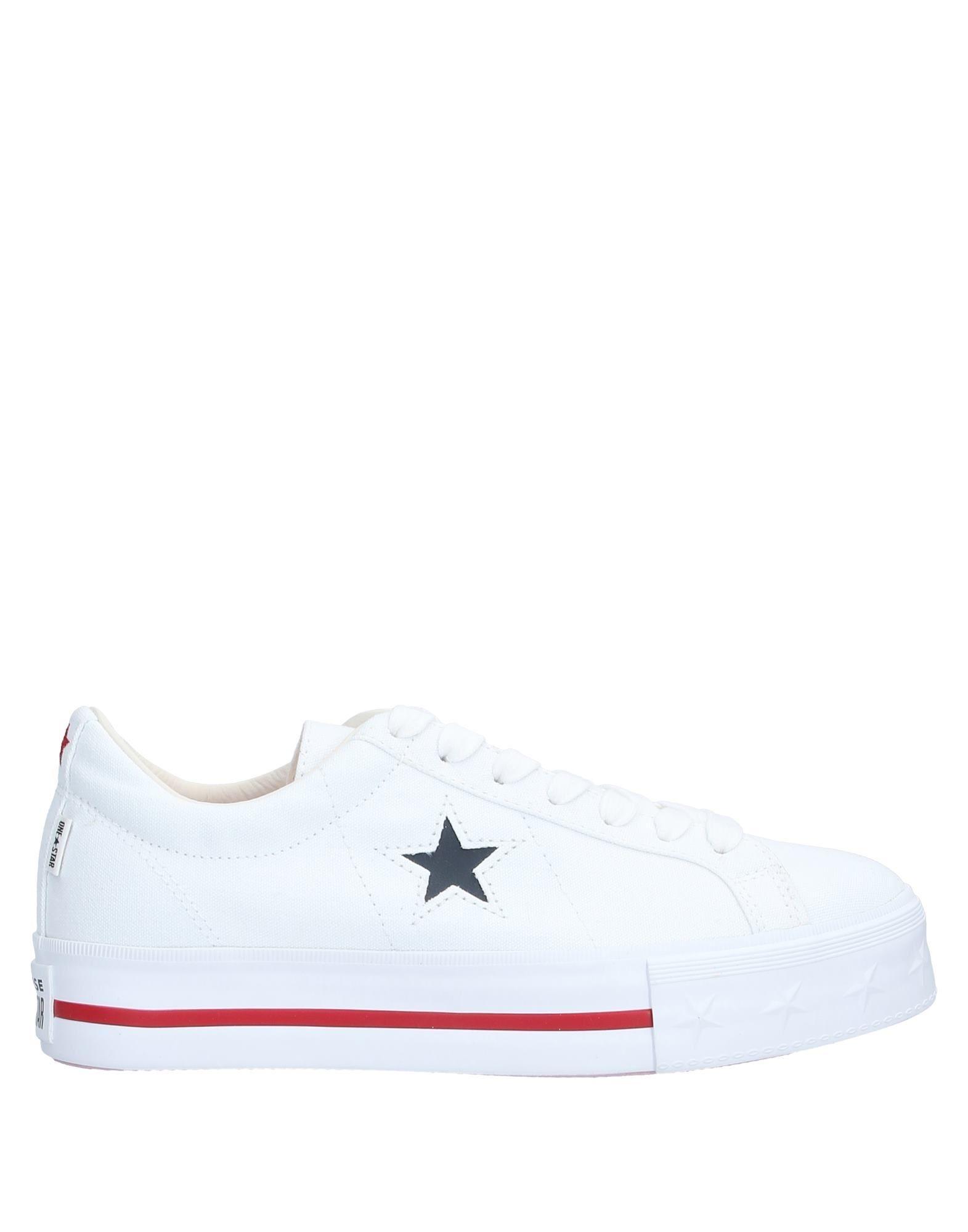 CONVERSE ONE STAR Низкие кеды и кроссовки converse зеленые замшевые кеды one star