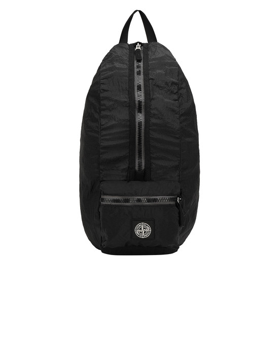 STONE ISLAND Backpack 90932 NYLON METAL WATRO RIPSTOP_PACKABLE-TC