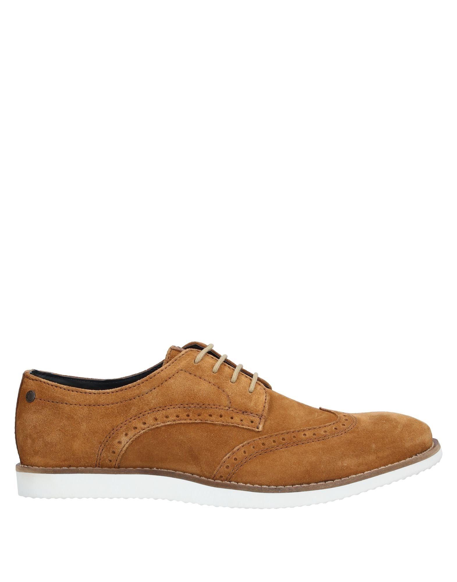 BASE London Обувь на шнурках crime london обувь на шнурках