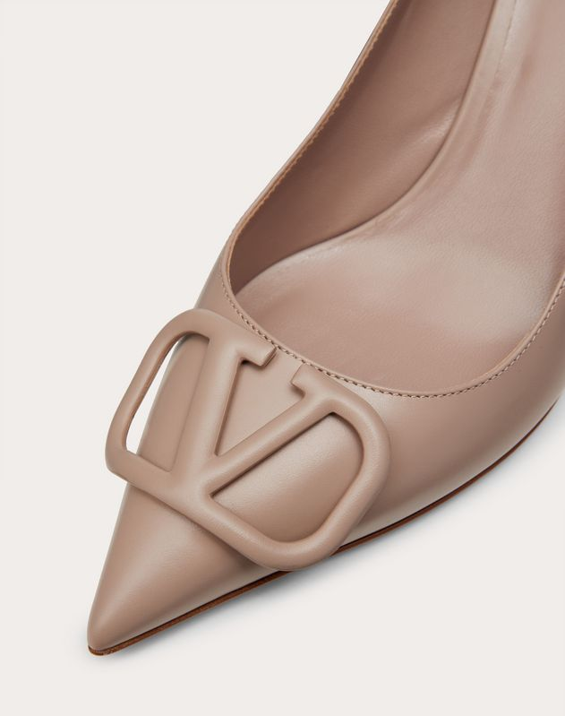 VLOGO Calfskin Pump 80 mm