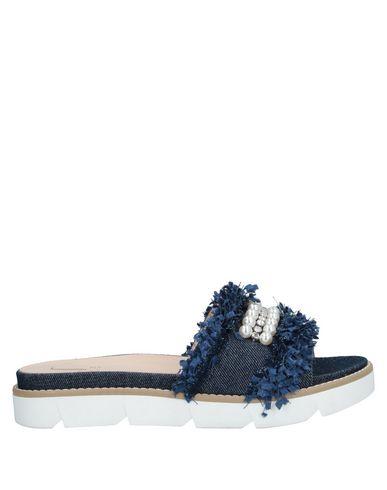 Купить Женские сандали JEANNOT синего цвета