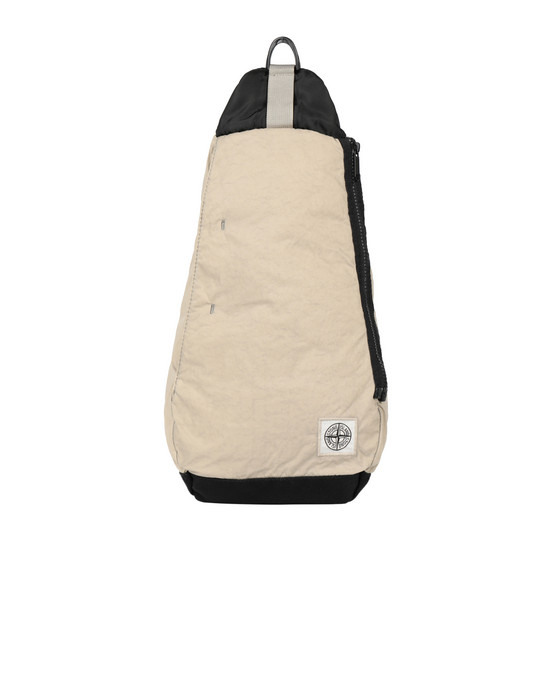 STONE ISLAND 91470 Backpack Man Sand