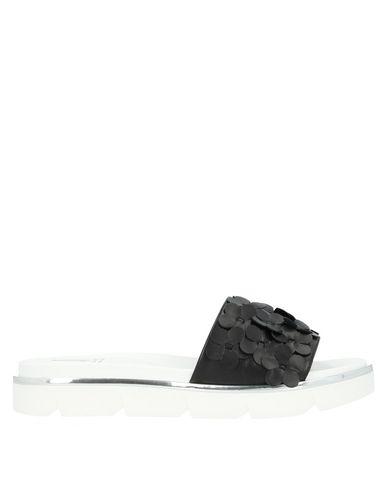 Купить Женские сандали JEANNOT черного цвета