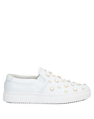 Фото - Низкие кеды и кроссовки от STOKTON белого цвета