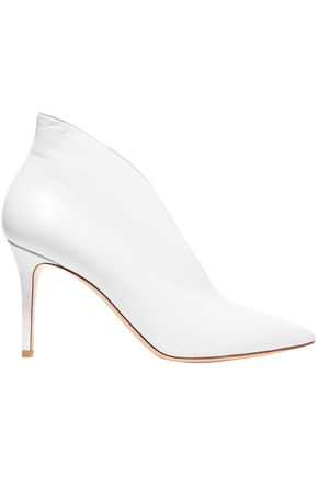 GIANVITO ROSSI Vania 85 leather ankle boots