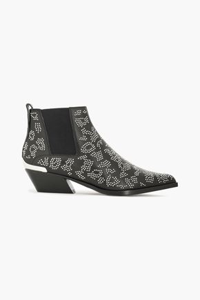 RAG & BONE Westin studded leather ankle boots