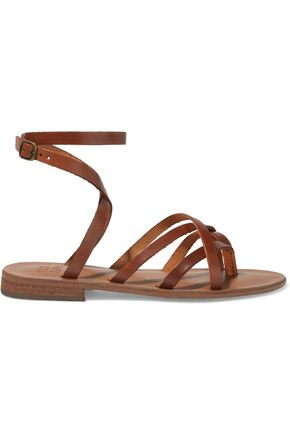 IRIS & INK Marguerite leather sandals