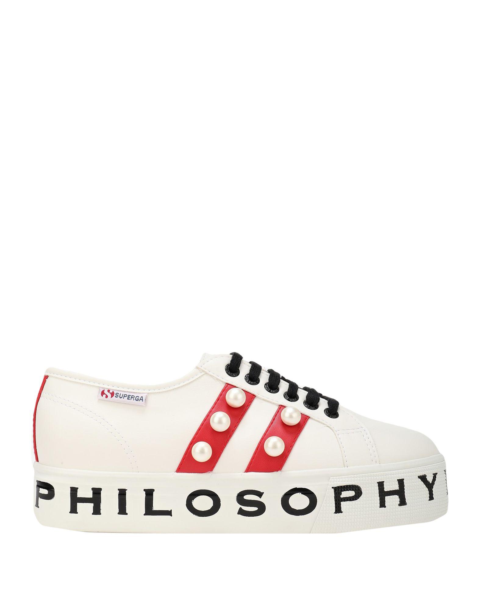 SUPERGA x PHILOSOPHY di LORENZO SERAFINI Низкие кеды и кроссовки superga x philosophy di lorenzo serafini низкие кеды и кроссовки