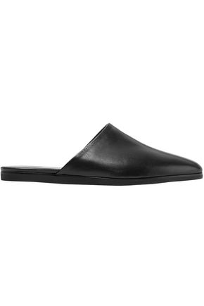 WOMAN by COMMON PROJECTS Leather slippers