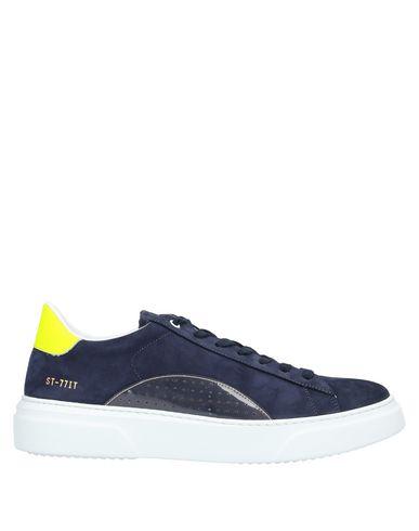 Фото - Низкие кеды и кроссовки от STOKTON темно-синего цвета