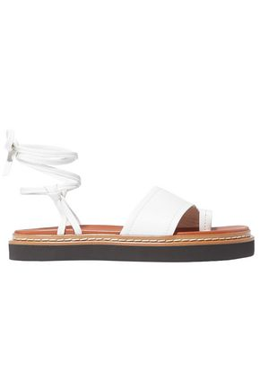 3.1 PHILLIP LIM Yasmine lace-up leather sandals