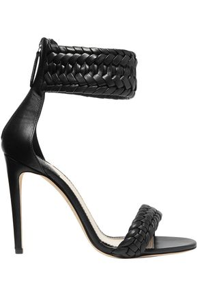 ALTUZARRA Braided leather sandals