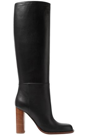 MARNI Leather knee boots