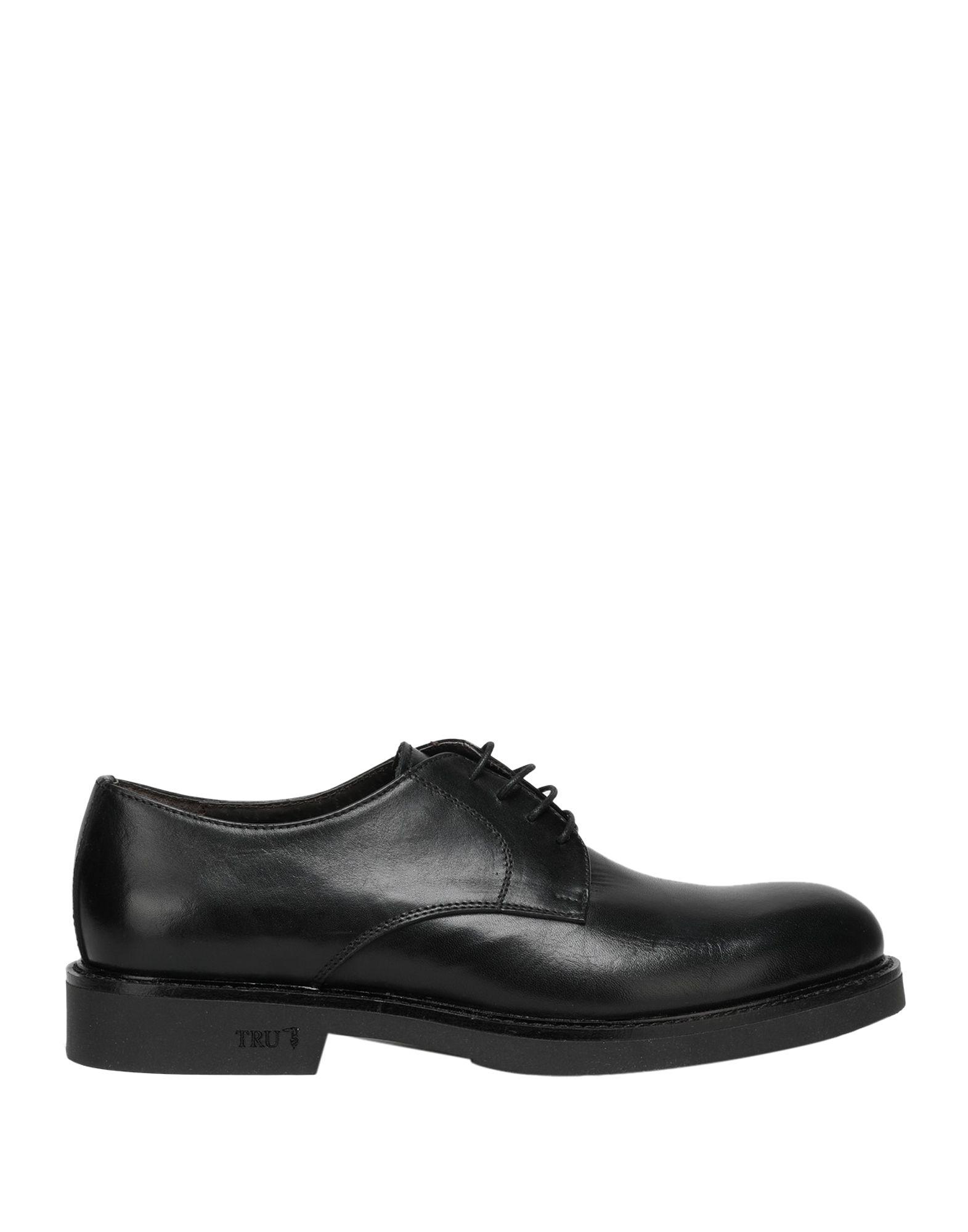 TRU TRUSSARDI Обувь на шнурках tru trussardi обувь на шнурках