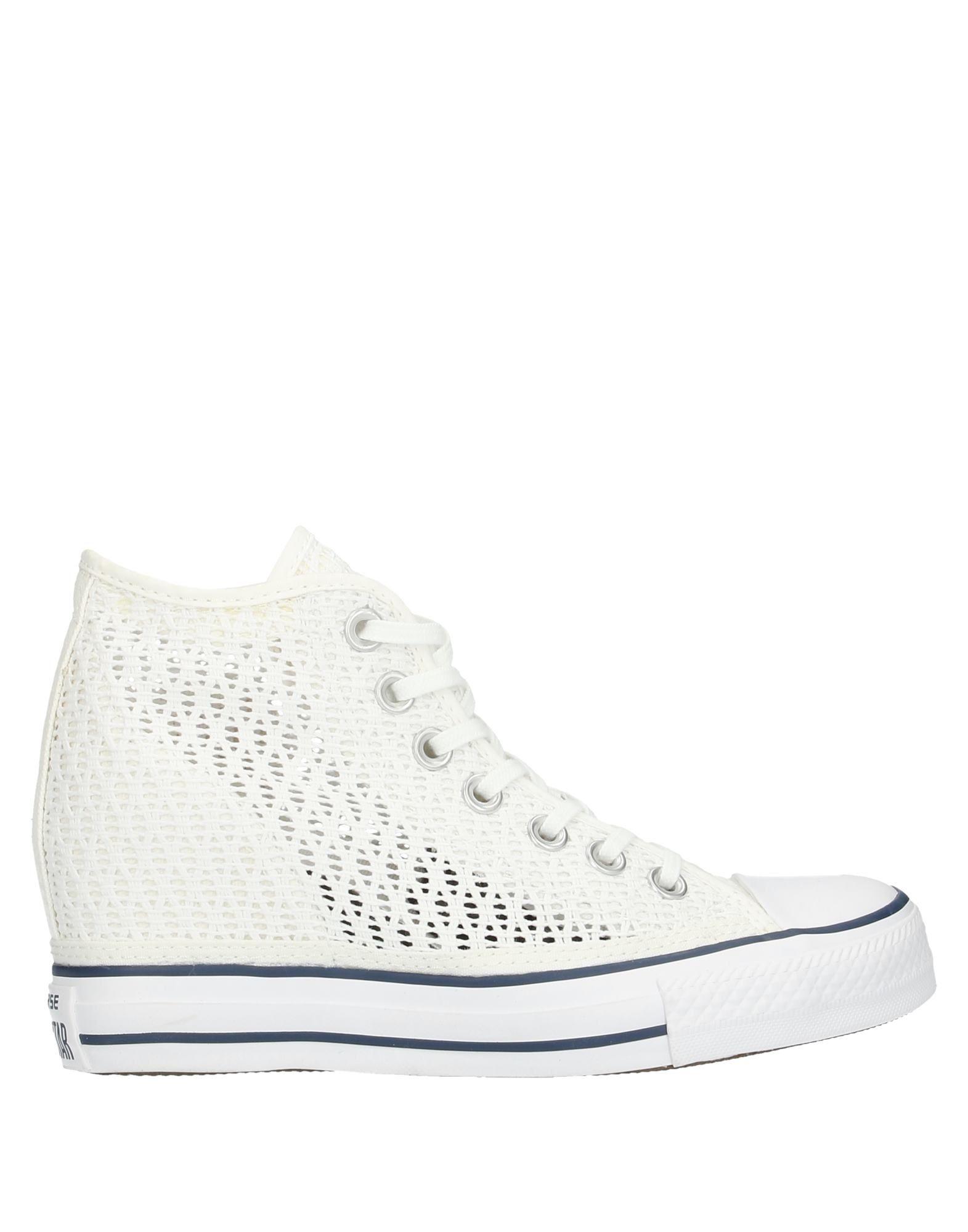 CONVERSE ALL STAR Высокие кеды и кроссовки кеды converse converse co011ameqlg6