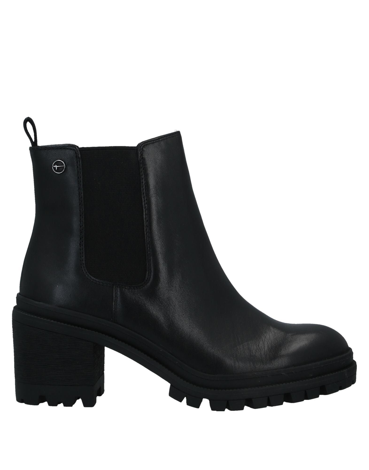 TAMARIS Полусапоги и высокие ботинки полусапоги tamaris tamaris ta171awgaov2