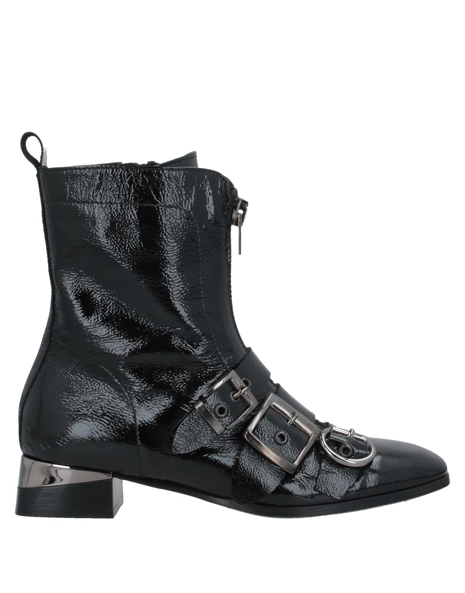 LAURA BELLARIVA Полусапоги и высокие ботинки ботинки tapiboo размер 30 черный