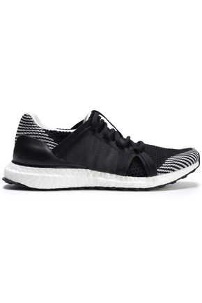 ADIDAS by STELLA McCARTNEY Ultra Boost paneled mesh sneakers