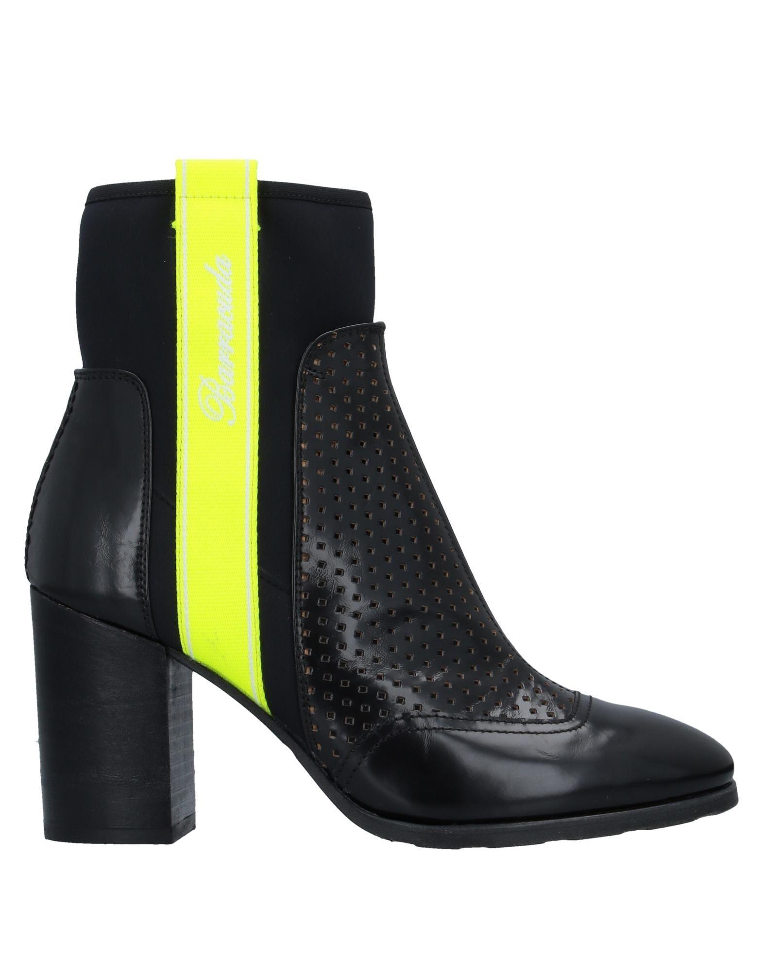 BARRACUDA Полусапоги и высокие ботинки цены онлайн