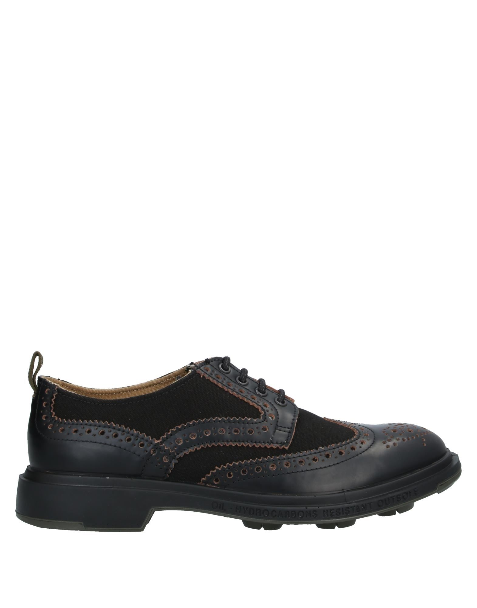 Pezzol 1951 Lace-up Shoes In Black