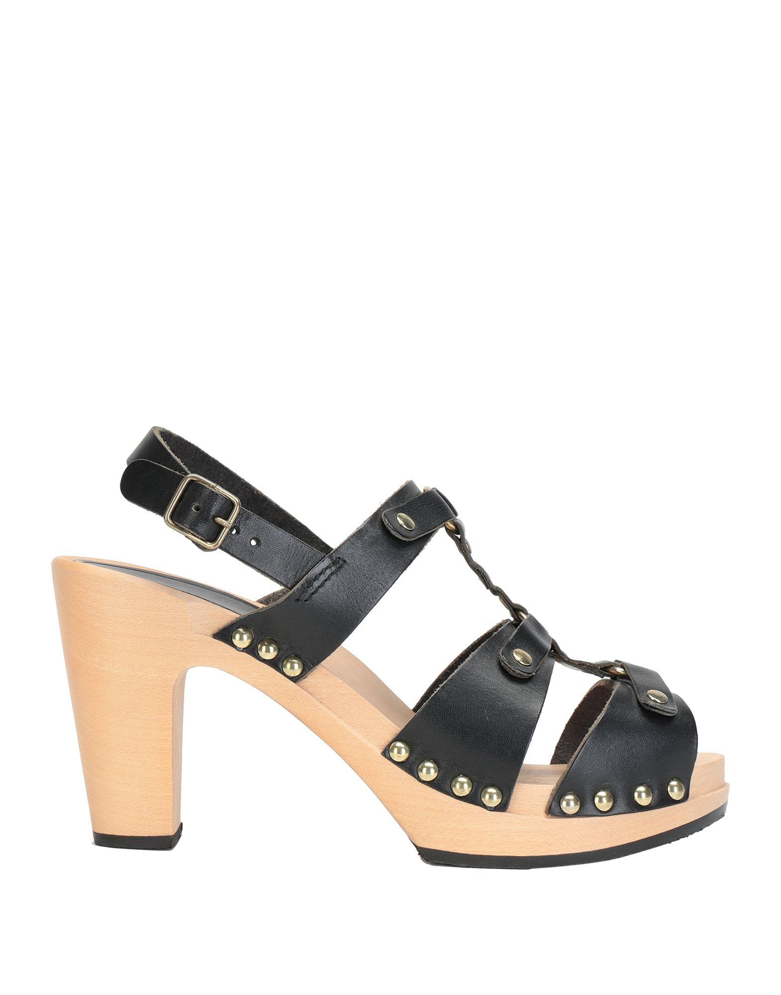 SWEDISH HASBEENS Мюлес и сабо swedish hasbeens women s lacy platform sandal