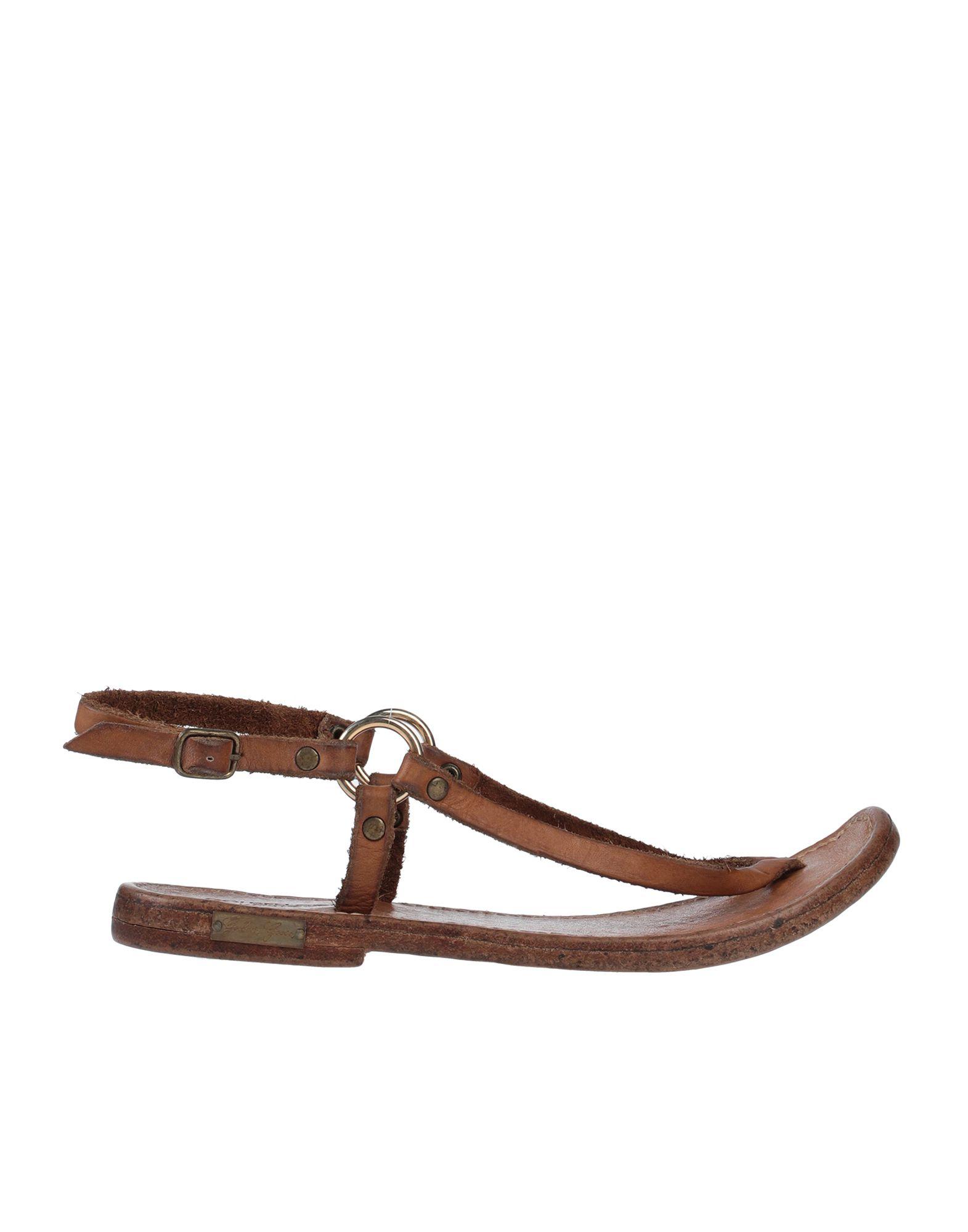 《セール開催中》K.JACQUES ST. TROPEZ レディース サンダル タン 37 革