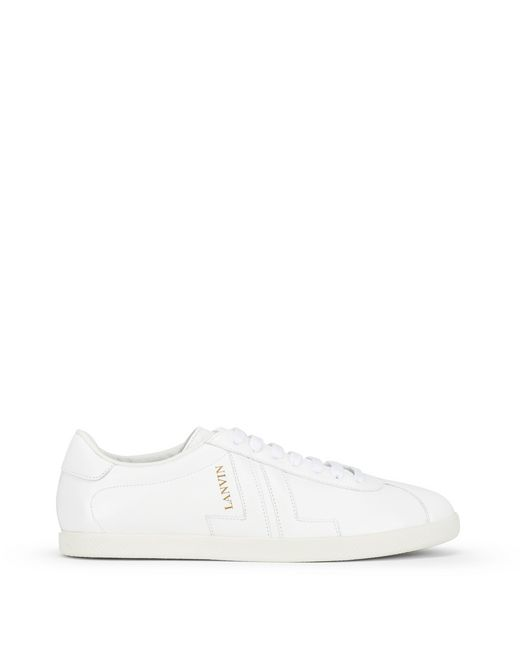 GLEN COLOURBLOCK TRAINER - Lanvin
