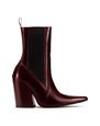 LANVIN Boots Woman PATTI ANKLE BOOT f