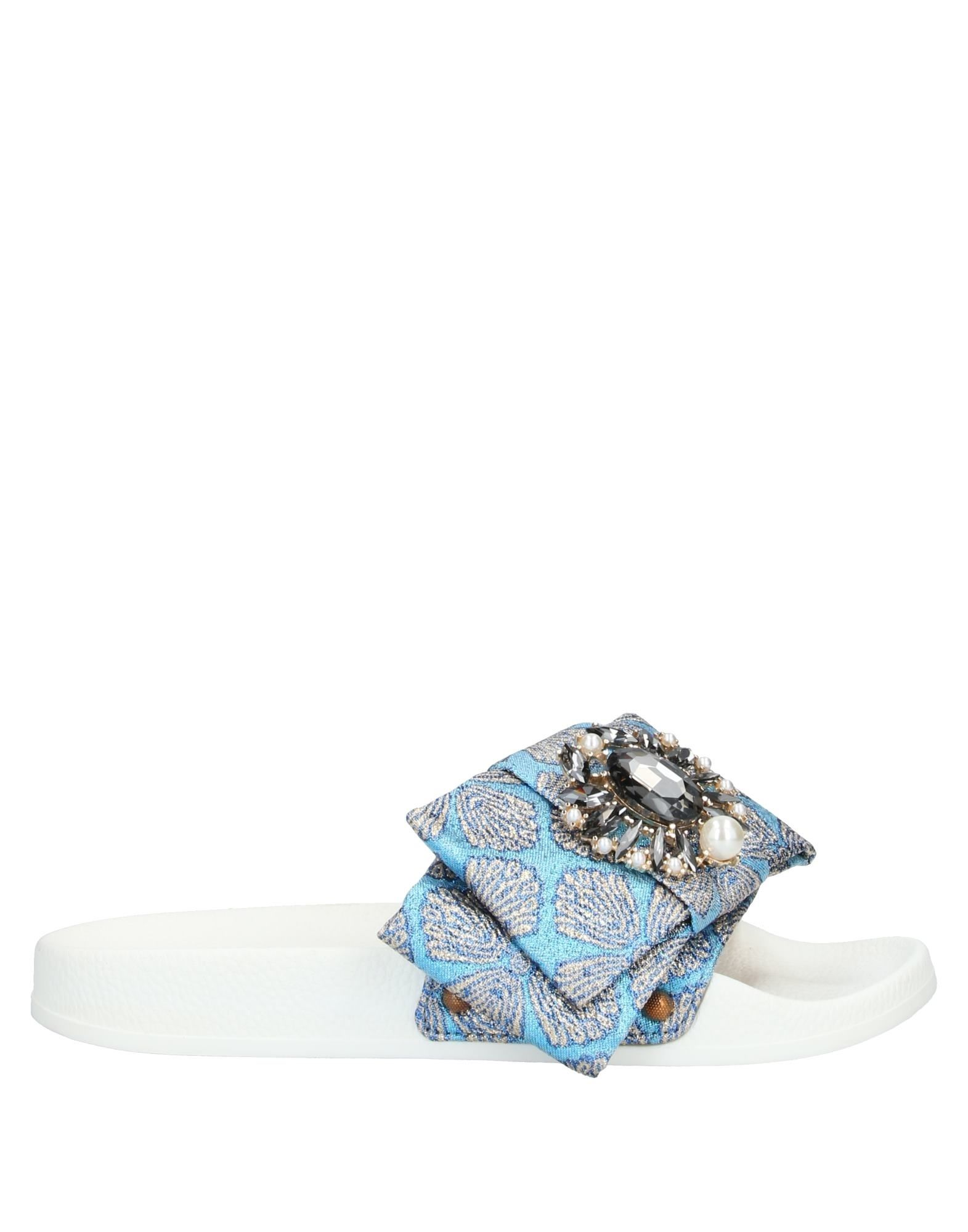 цена CORAL BLUE Сандалии онлайн в 2017 году