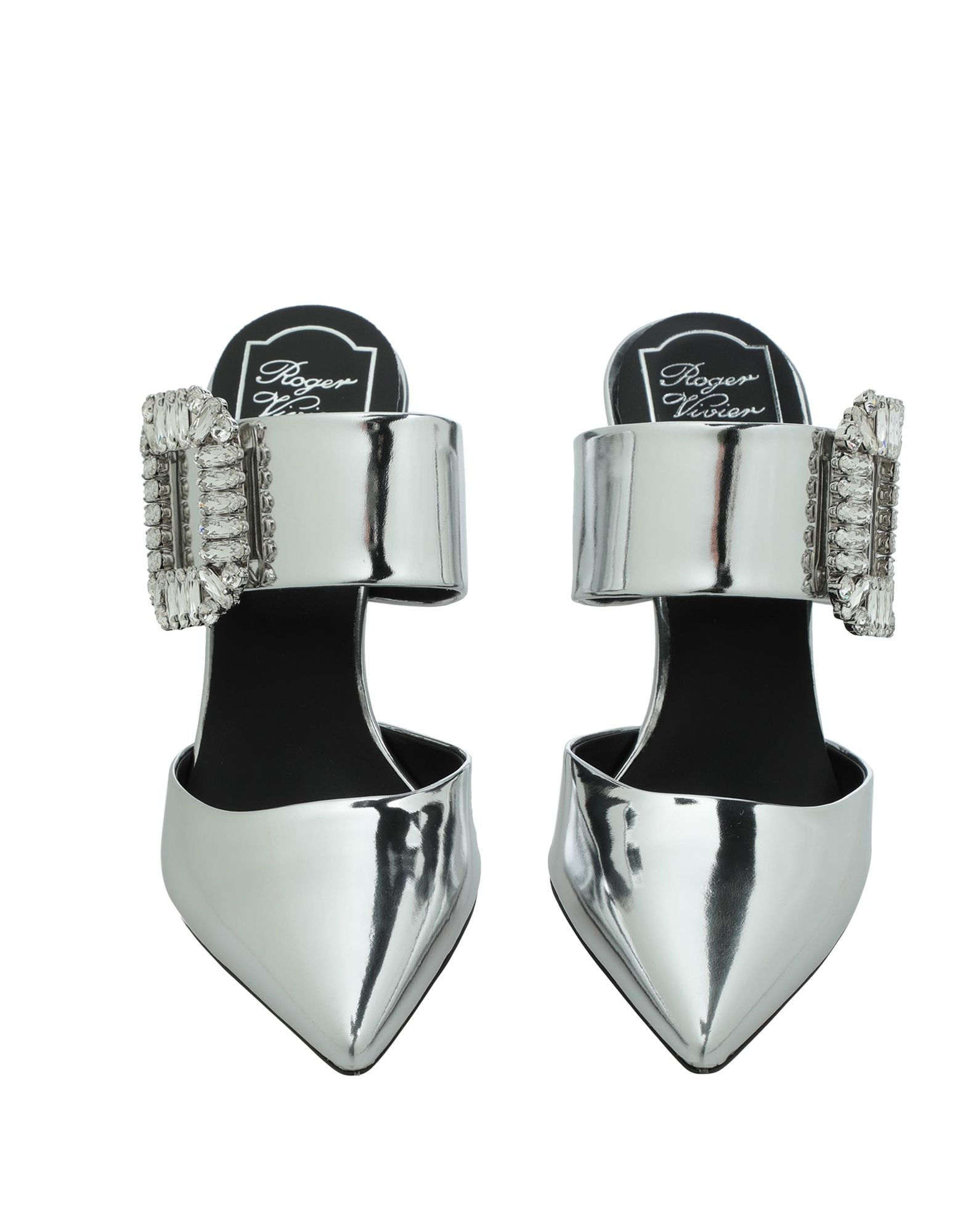 ROGER VIVIER Мюлес и сабо roger vivier мюлес и сабо