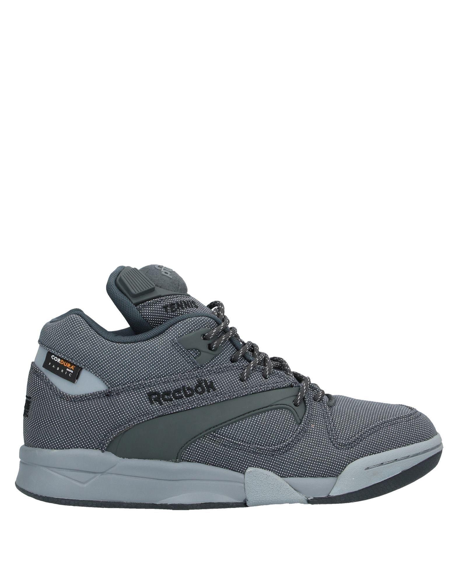 цена REEBOK Высокие кеды и кроссовки онлайн в 2017 году