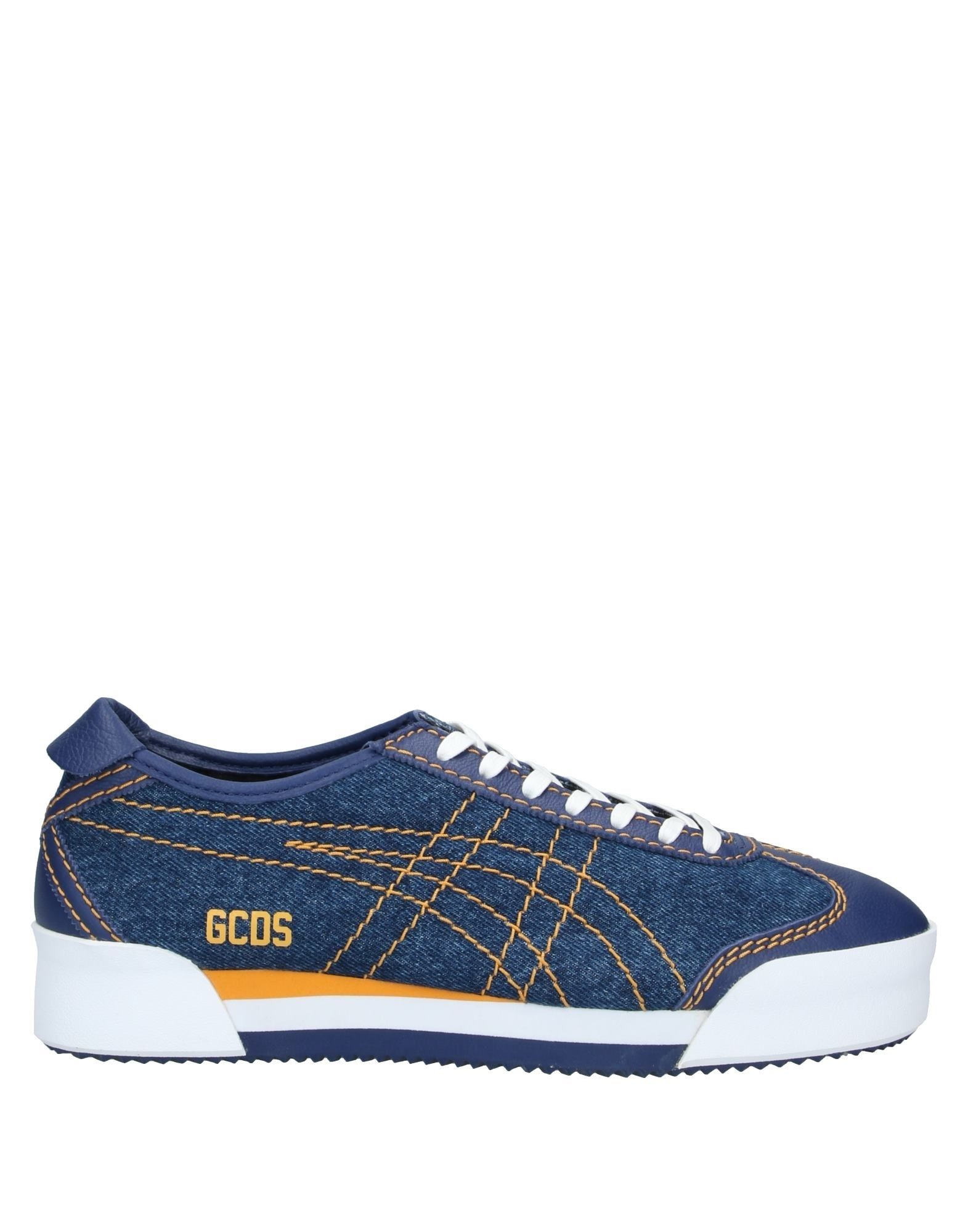 цена на ONITSUKA TIGER x GCDS Низкие кеды и кроссовки