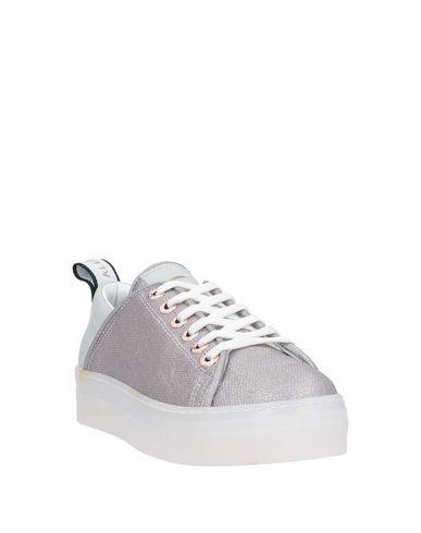 Фото 2 - Низкие кеды и кроссовки от ALEXANDER SMITH светло-фиолетового цвета