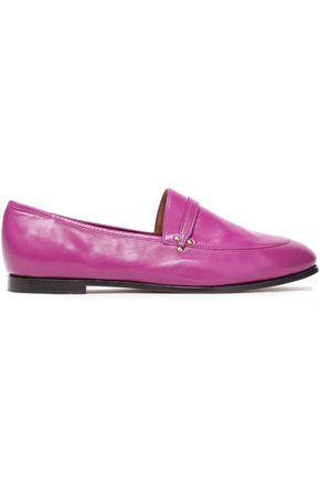 JÉRÔME DREYFUSS Gabi studded leather loafers