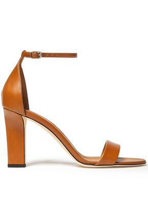 VICTORIA BECKHAM Leather sandals