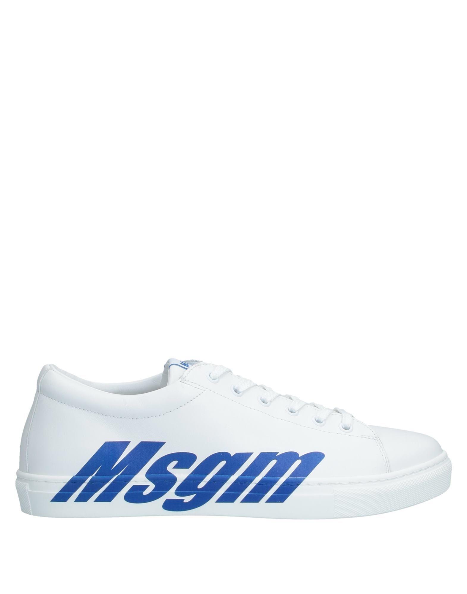 MSGM Низкие кеды и кроссовки женские кеды msgm alice