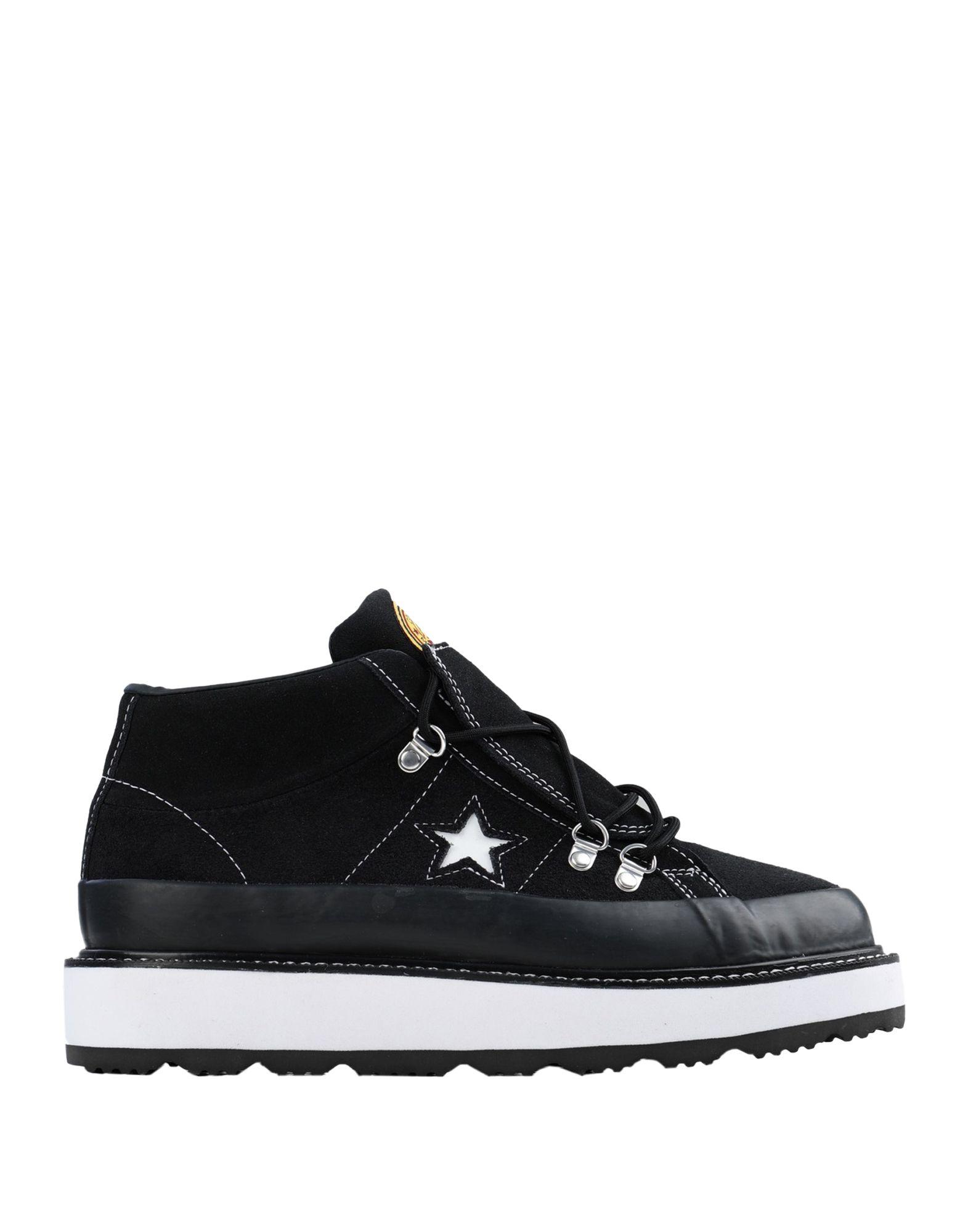 CONVERSE ONE STAR Высокие кеды и кроссовки one footwear высокие кеды