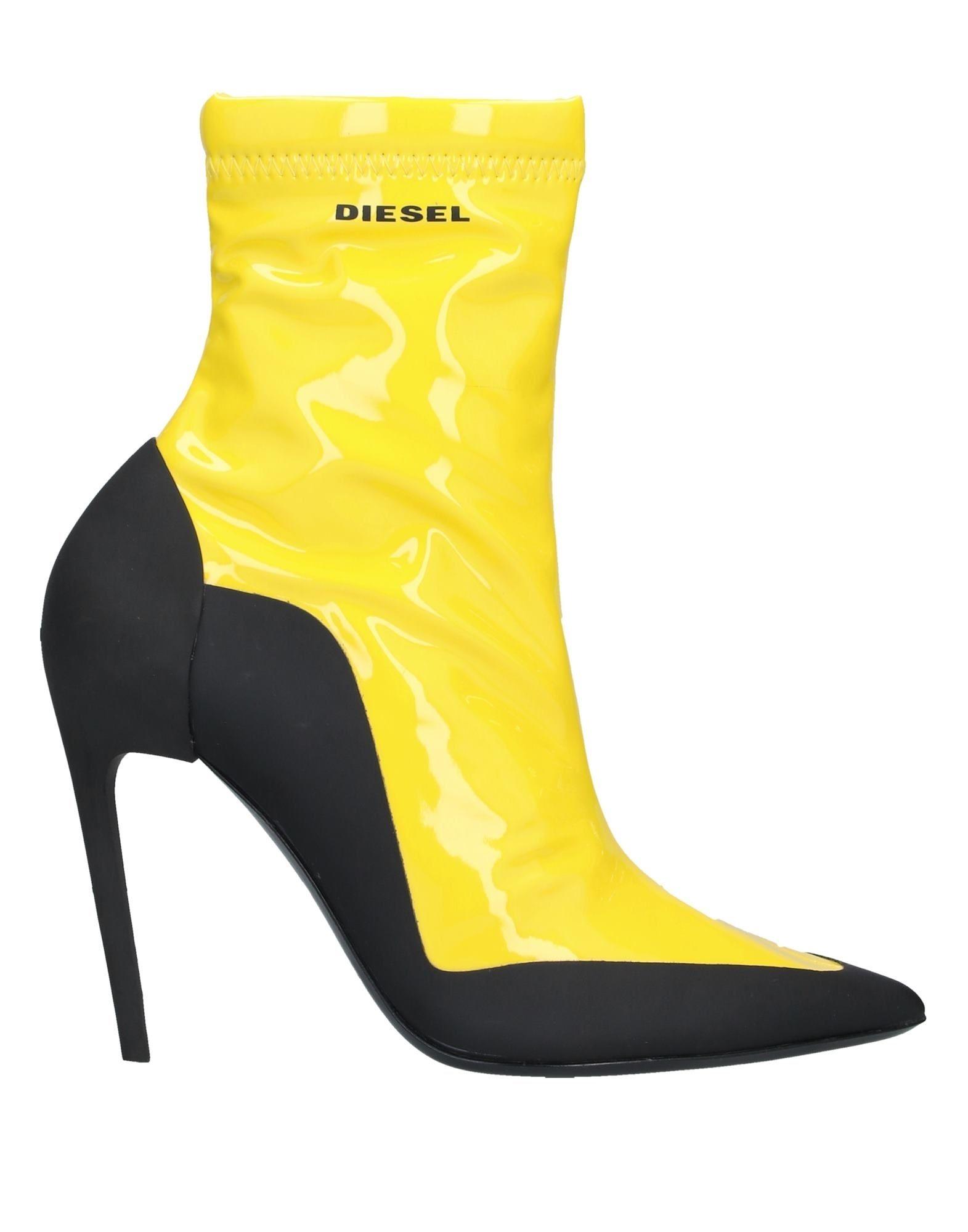 Фото - DIESEL Полусапоги и высокие ботинки diesel black gold полусапоги и высокие ботинки