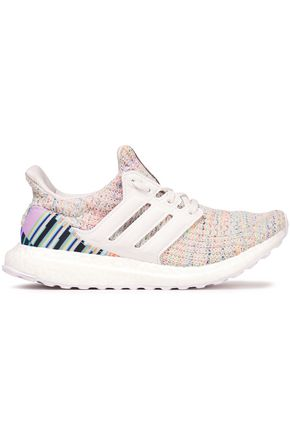 ADIDAS Printed knitted sneakers