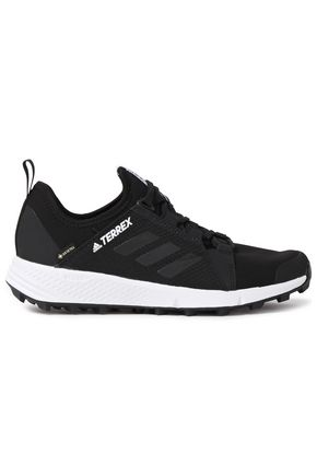 ADIDAS Mesh and jersey sneakers