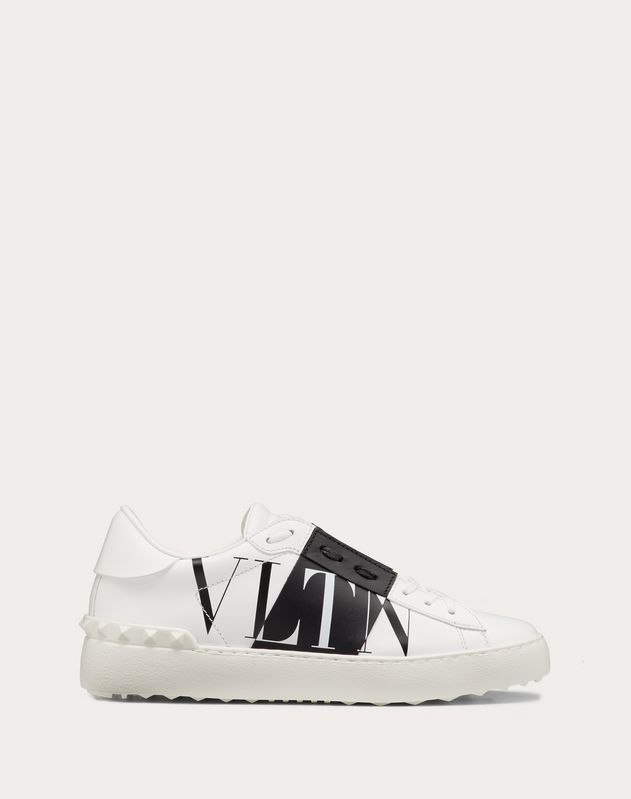 Sneakers Open mit VLTN STAR-Print