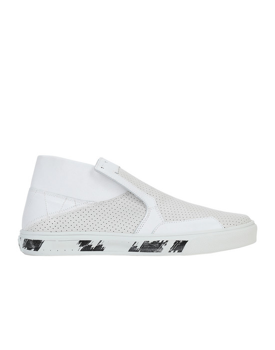 SCHUH Herr S0122 SLIP-ON MID_LEATHER Front STONE ISLAND SHADOW PROJECT