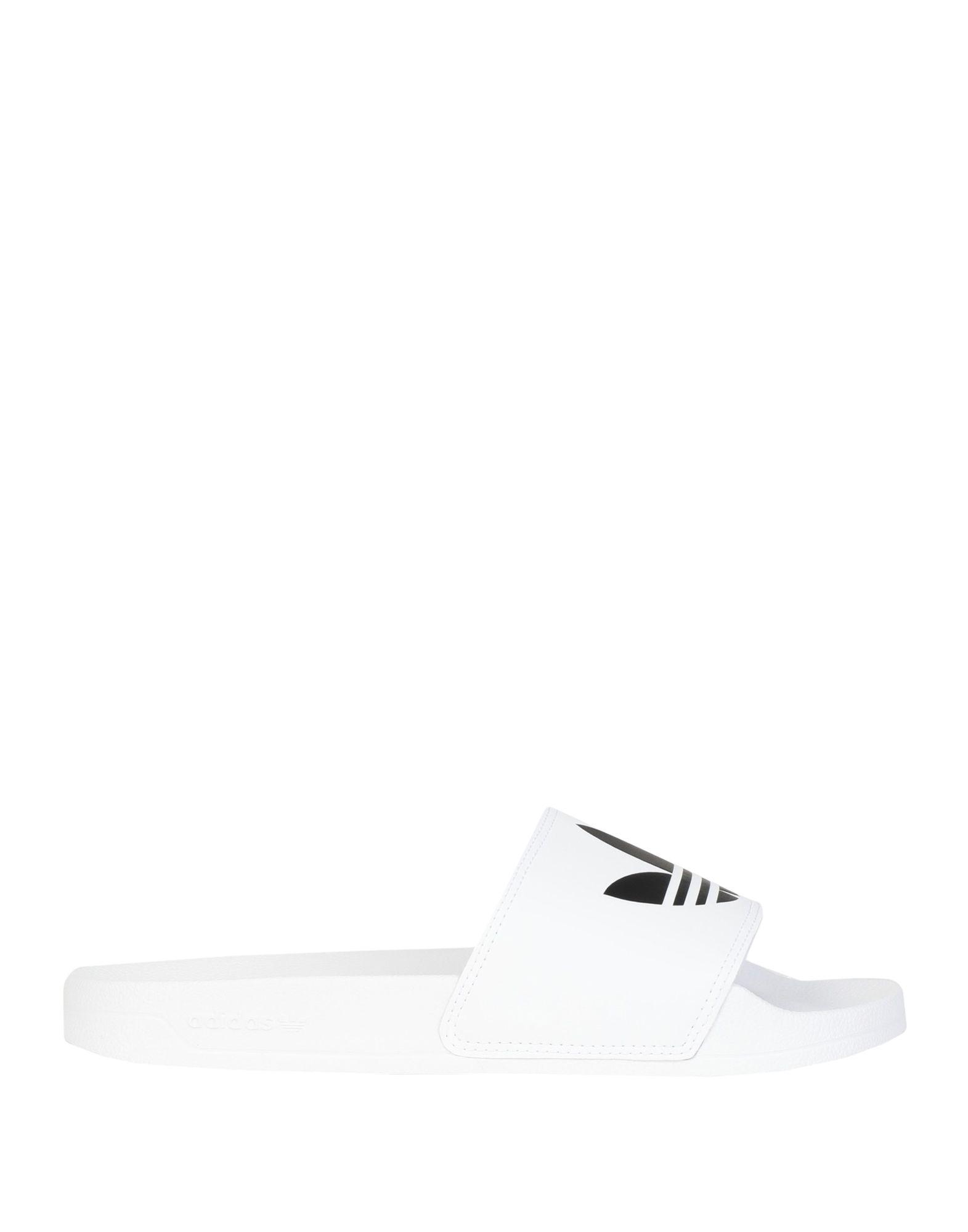《セール開催中》ADIDAS ORIGINALS メンズ サンダル ホワイト 39 プラスティック ADILETTE-LITE